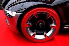 Opel Experimental GT concept Car Royalty Free Stock Photos