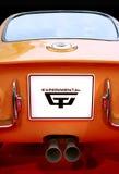 Opel Experimental GT 1965 Royalty Free Stock Photos