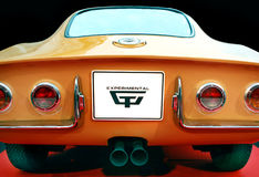 Opel Experimental GT 1965 Stock Photos