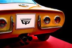 Opel Experimenteel GT 1965 royalty-vrije stock foto's