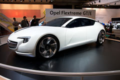 Opel Flextreme GT/E Stock Photography