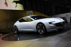 Opel Flextreme GT/E Concept Stock Photos