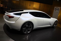 Opel Flextreme GT/E Concept Stock Photo