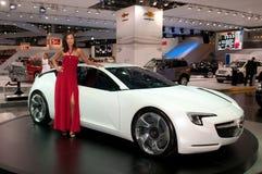 Opel Flextreme GT/E concept car Royalty Free Stock Photography