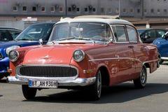 Opel - gammal tidmätare Royaltyfri Foto