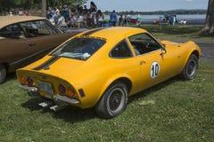 Opel GT Στοκ φωτογραφίες με δικαίωμα ελεύθερης χρήσης