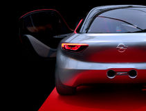 OPEL GT Concept Car Royalty Free Stock Photo
