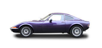 Opel GT. royalty free stock photos