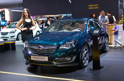 Opel Insignia Royalty Free Stock Photos