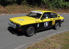Opel Kadet GTE Royalty Free Stock Images