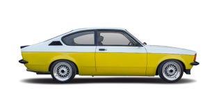 Opel Kadett Royalty Free Stock Photo