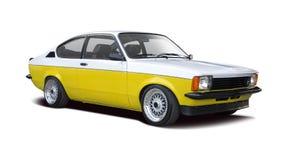 Opel Kadett Stock Image