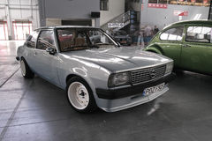 Opel Kadett Coupe Obrazy Royalty Free