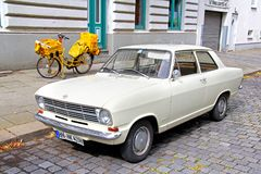 Opel Kadett Stock Photo
