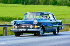 Opel kapitan Royalty Free Stock Photos