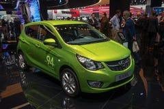 Opel Karl Royalty-vrije Stock Afbeeldingen