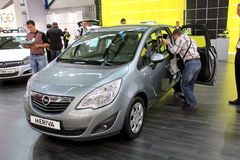 Opel Meriva Royalty Free Stock Photos
