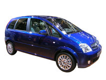 Opel meriva Royalty Free Stock Photography