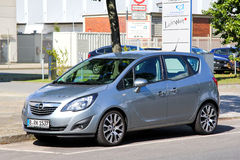 Opel Meriva Stock Photography