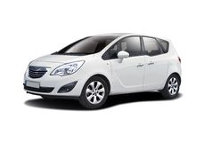 Opel Meriva Stock Image