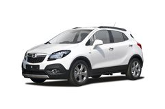 Opel Mokka SUV Royalty Free Stock Photo