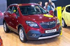 Opel Mokka Stock Images