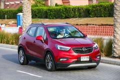 Opel Mokka X fotografia de stock royalty free