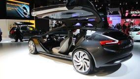 Opel Monza Concept Stock Photos