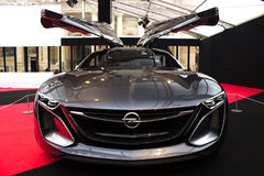 Opel Monza front view Royalty Free Stock Photo