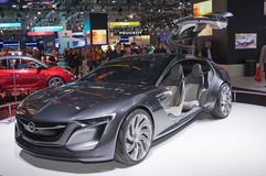 Opel Monza pojęcie Obraz Royalty Free