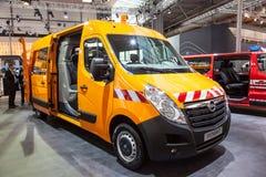 Opel Movano załoga taksówka Van Obraz Royalty Free