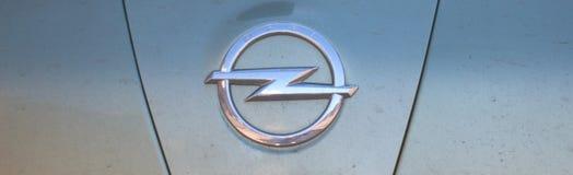 Opel-ogo Lizenzfreie Stockfotografie