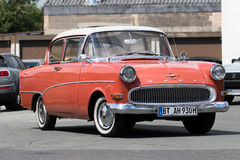 Opel - Oude tijdopnemer Stock Fotografie