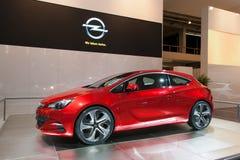 Opel pojęcia samochód Obrazy Royalty Free