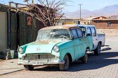 Opel Rekord royaltyfri foto