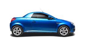 Opel Tigra Stock Photo