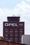 Opel-Turm Stockfoto