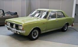 Opel verde Fotografie Stock