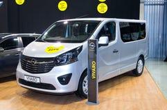 Opel Vivaro Stock Images