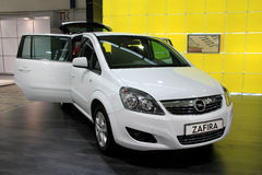 Opel Zafira Stock Photos