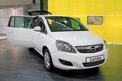 Opel Zafira Stock Images