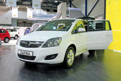 Opel Zafira Stock Photo