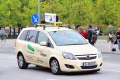 Opel Zafira imagens de stock royalty free