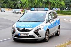 Opel Zafira Tourer Stock Photo