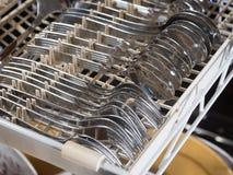 Open afwasmachine stock afbeeldingen