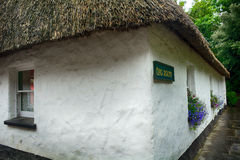 Open-air folk village, Bunratty, Ireland Royalty Free Stock Images