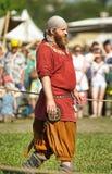 Open-air Legends of Norwegian Vikings Royalty Free Stock Photo