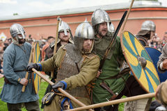 Open-air Legends of Norwegian Vikings Stock Image