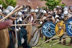 Open-air Legends of Norwegian Vikings Stock Photo