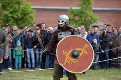 Open-air Legends of Norwegian Vikings Stock Photography